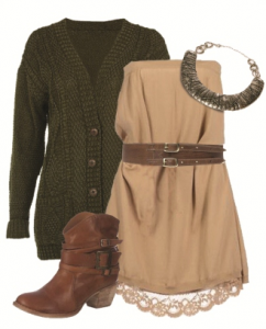 Ankle Boots Western Style