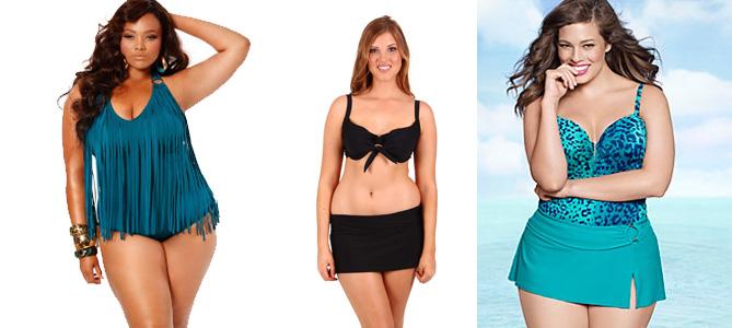 Full shape bikinis - Fashion tips by Antthony
