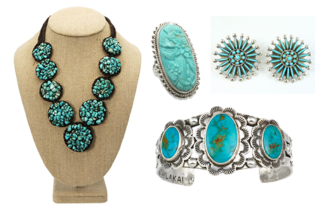 Thinking Turquoise - Antthony Originals