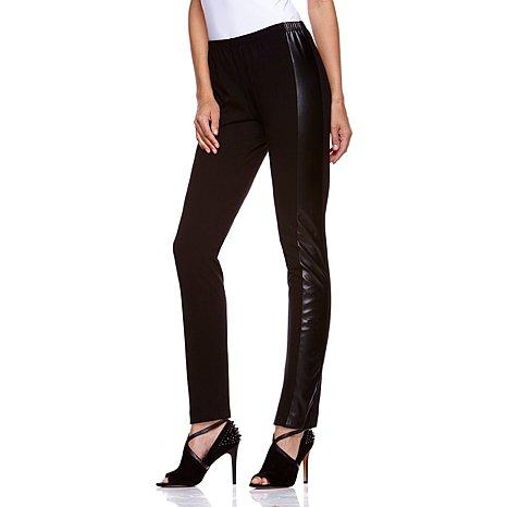 Constance Tuxedo Stripe Pants - Antthony originals