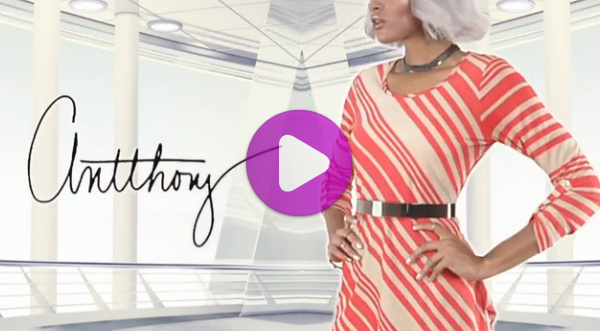 ANTTHONY FABULOUSLY FUTURISTIC COLLECTION