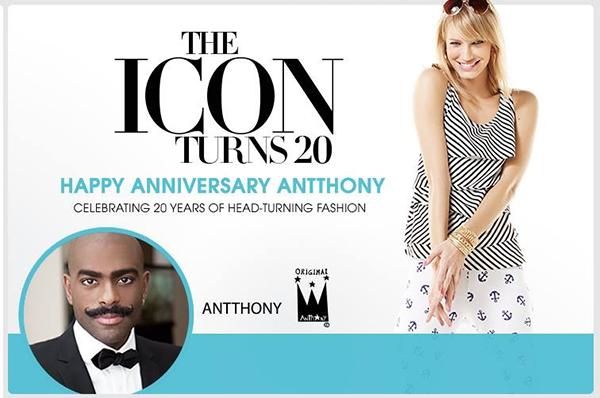 Antthony - Icon Turns 20