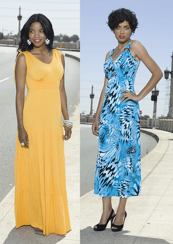 Antthony's Summer Collection 2014 - Maxi-Dress