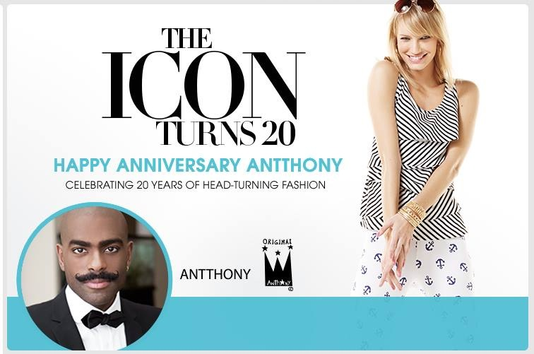 Antthony - The Icon Turns 20