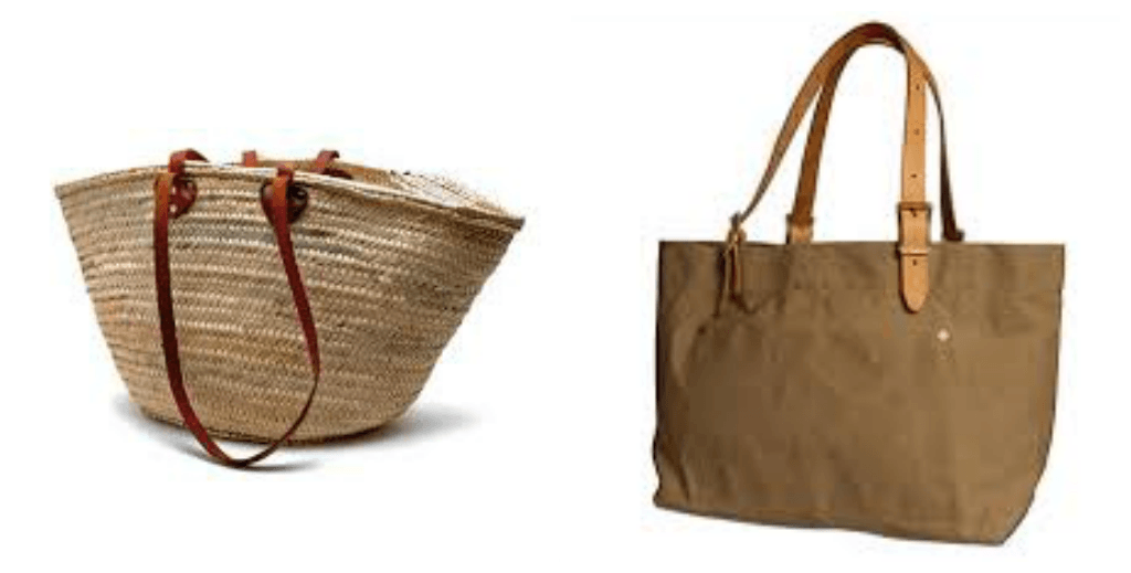 Antthony Fashion Tips - Canvas Tote