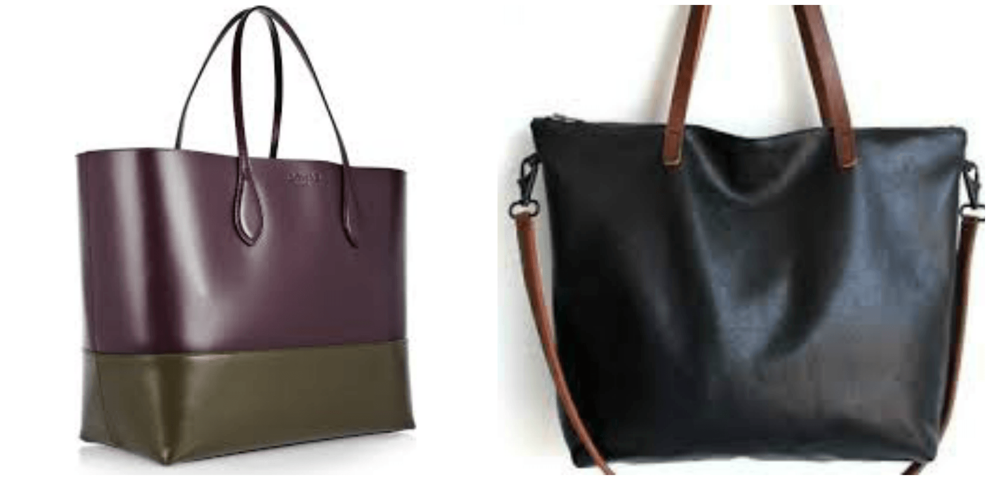 Antthony Fashion Tips - Leather Bags