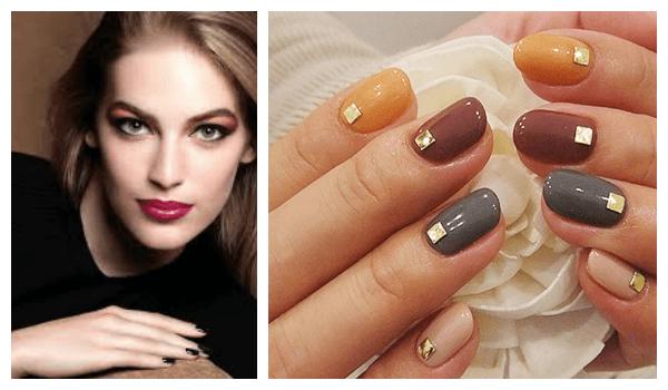 Lip and nail color