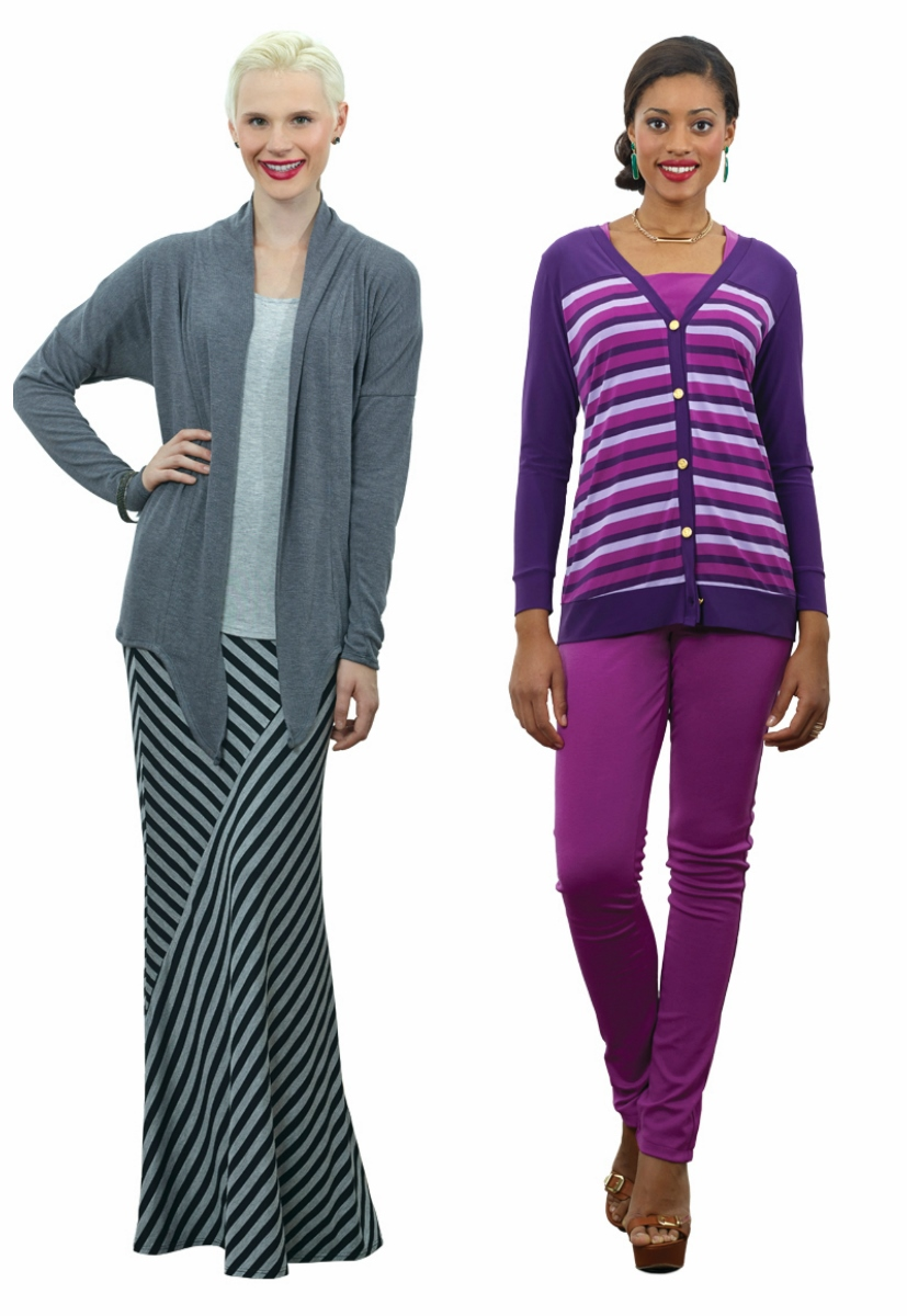 Layering-and-Stripes