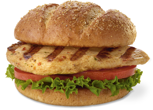 Chick-fil-A Chargrilled Chicken Sandwich