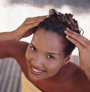 budget hair pampering