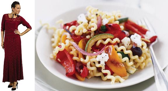 long-fusilli-with-mini-peppers-zucchini-and-feta