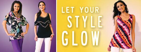 2012 style glow